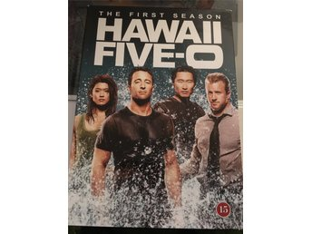 Hawaii Five-O - Säsong 1
