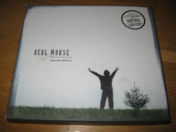 NEAL MORSE - Testimony 3-CD/BOX 2003 / Limited edition