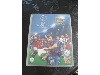 Panini Champions League 2011/2012 Collector Binder