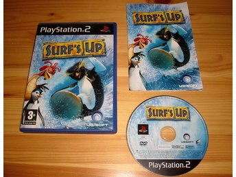 PS2: Surf´s Up