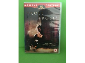 Troll 1 & 2 i double feature av John Carl Buechler med Julia Louis-Dreyfus