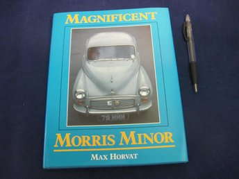 Magnificent MORRIS Minor av Max Horvat