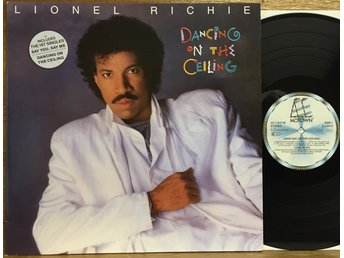 LIONEL RICHIE / Dancing On The Ceiling -- MOTOWN 1986 -- NM skick!