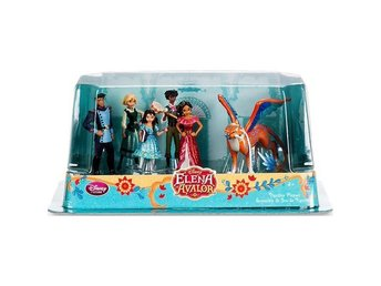 Disney Elena of Avalor Figure Set