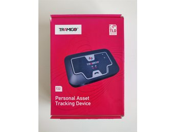 TRAMIGO Personal Asset Tracking Device, Model: T22-P