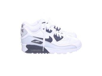 huge selection of 4ed66 033aa Nike Air Max, Sneakers, Strl  40, Vit Svart Grå