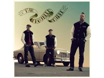 Troubled Three, The - The Troubled Three - CD NY - FRI FRAKT