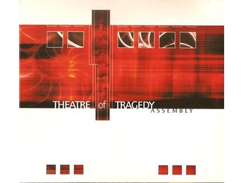 THEATRE Of TRAGEDY - Assembly , CD digi 2002 , synth , goth  ,