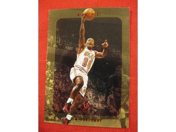TIM HARDAWAY - SP AUTHENTIC 1997-98 - MIAMI HEAT - BASKET