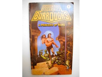 THE MARTIAN TALES OF EDGAR RICE BURROUGHS 1 A Princess of Mars 1979