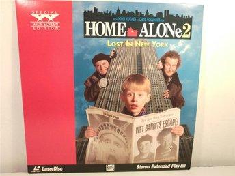 Home Alone 2 - Lost in New York på LaserDisc Widescreen Dolby - Torslanda - Home Alone 2 - Lost in New York på LaserDisc Widescreen Dolby - Torslanda