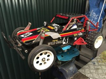 Tamiya Wilde One Buggy