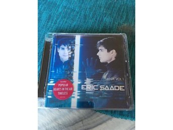 Eric Saade vol 1 cd-skiva