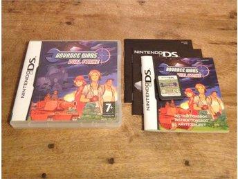 Advance Wars Dual Strike - Nintendo DS - Johanneshov - Advance Wars Dual Strike - Nintendo DS - Johanneshov