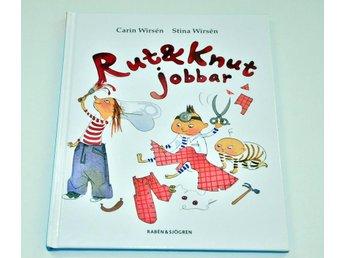RUT & KNUT JOBBAR - Carin & Stina Wirsén - Uppsala - RUT & KNUT JOBBAR - Carin & Stina Wirsén - Uppsala