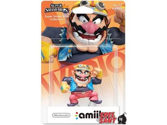 Nintendo amiibo Super Smash Bros Collection (Wario)