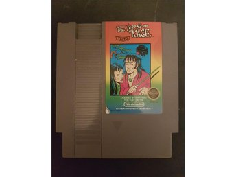 The Legend of Kage - NES - USA
