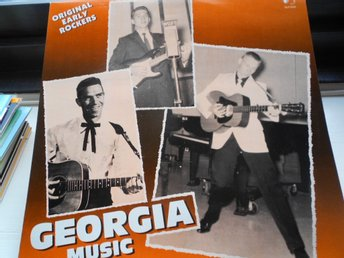 RECORD-SALE SOMMAR-REA! LP ORIGINAL EARLY ROCKERS GEORGIA MUSIC