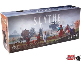 Scythe Invaders from Afar Expansion
