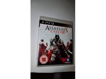PS3 spel Assassins Creed 2 PAL