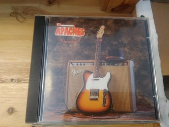 The Apaches - Geranimo, CD