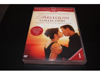 DVD-box: Harlequin collection - 3 filmer