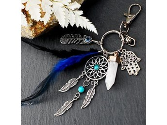 2018 Hot Bohemian Feather Jewelry Cha...