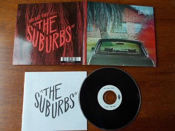ARCADE FIRE - The Suburbs, CD City Slang 2010