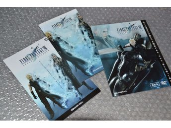 Final Fantasy VII - Promo Material from Japan - set 3