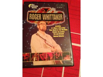 Roger  Whittaker  ,musikdvd  /an  evening with ! I fint skick.
