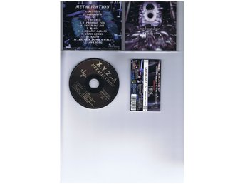 XYZ->A-Metalization(Japan metal killer!Loudness!!)JAP CD