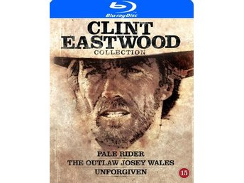 Clint Eastwood western collection (3 Blu-ray)