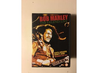 Bob Marley-The Legend live/Santa barbara county bowl november 25th 1979