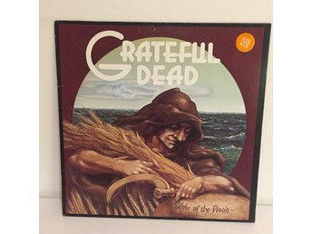 Greatful Dead - Wake of the Flood  Lp