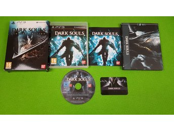 Dark Souls Limited Edition KOMPLETT Ps3 Playstation 3