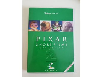 Pixar short Films Collection Volume 2 - Fri frakt