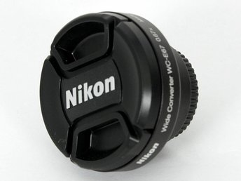 Nikon LC-ER1 - Wide Converter WC-E67 0.67x - Made in Japan
