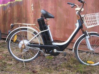 begagnad elcykel säljes