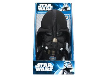 STAR WARS SW DARTH VADER 22 CM LJUD PLYSCH-STAR WARS