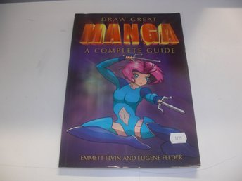 Rita Manga - Draw great Manga - A complete guide