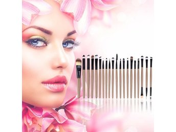 20st Sminkborstar Make Up Brushes - Hong Kong - 20st Sminkborstar Make Up Brushes - Hong Kong