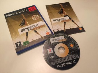 Playstation 2 PS2 Singstar Sing Star Legends CIB