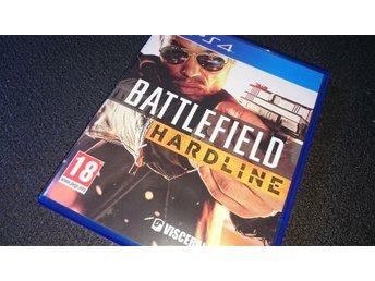 BATTLEFIELD HARDLINE - Kallinge - BATTLEFIELD HARDLINE - Kallinge