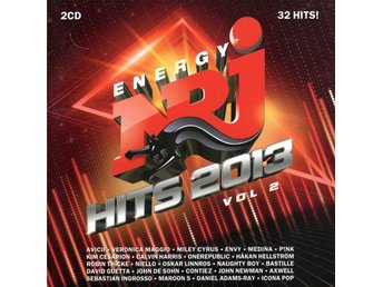 NRJ Hits 2013 Vol 2 - 2CD