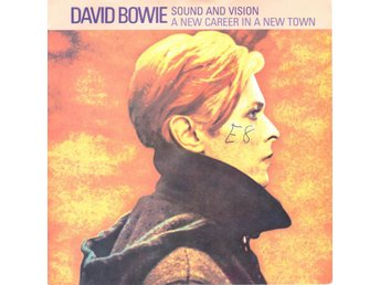 David Bowie - Sound And Vision / A New Career In A...(Vinyl)