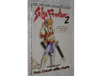 PlayStation 1/PS1: SaGa Frontier 2 Official Guide