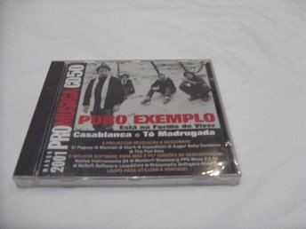ProMusica CD50 Mars 2001 Portugal Music audio CD Mac PC CD ROM