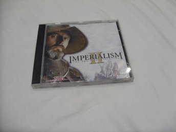 Imperialism II The Age of Exploration PC MAC CD ROM strategi spel Engelsk