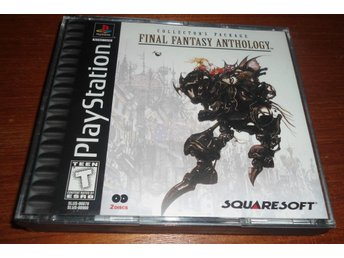 Final Fantasy Anthology - PS1 / Playstation 1