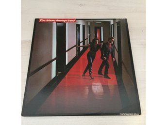 THE JOHNNY AVERAGE BAND - SOME PEOPLE. (NEAR MINT LP)